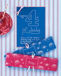 fireworks clip art wrapping paper for place cards martha stewart
