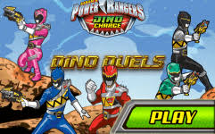 power rangers games samurai