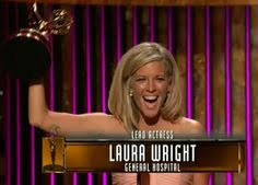 carlys haircut on general hospital show picture general hospital star laura wright promotes we care app general