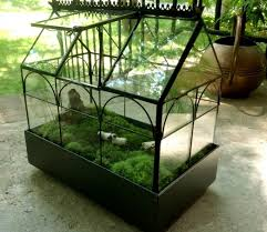 large glass terrarium to decorate your home u2013 outdoor decorations