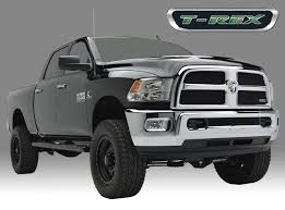 Dodge Ram Cummins Grill - t rex dodge ram pu 2500 3500 sport series formed mesh grille