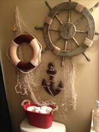 Sailor Themed Bathroom Accessories Best 25 Nautical Bathroom Decor Ideas On Pinterest Beach Theme