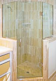 Angled Shower Doors Shower Construction Guide Dulles Glass