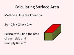 8 7 b lateral u0026 total surface area rectangular triangular prisms