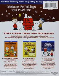 when was thanksgiving 2010 amazon com peanuts holiday collection a charlie brown christmas