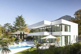 home design italy style house m in meran italy by monovolume architecture design