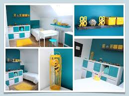 chambre jaune et bleu impressionnant chambre bleu et jaune et design dintarieur de maison
