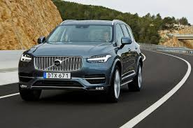 lexus rx 400h ncap 2016 volvo xc90 first drive motor trend