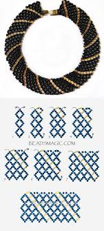 necklace pattern images Free pattern for necklace katrina older seed bead tutorials jpg