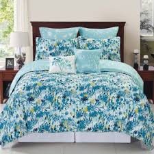 White And Teal Comforter Buy Light Blue And White Comforter From Bed Bath U0026 Beyond