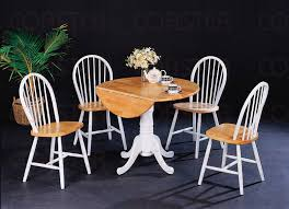 round drop leaf table and 4 chairs drop leaf kitchen table and chairs gorgeous white drop leaf table