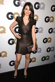alison brie at gq men of the year awards party in los angeles
