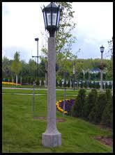 decorative street light poles concrete poles street light poles sports lighting concrete light