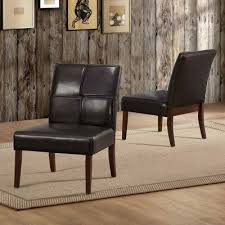 oriana accent chair dark brown accent chairs living room