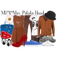 U0026 Potato Head Costume U0026 Potato Head Polyvore