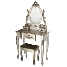 silver toulouse dressing table and stool dunelm mill wishlist