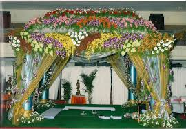 mandap decorations mandap decoration archives weddingokay wedding decorators