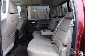 gmc terrain back seat 2016 gmc sierra 1500 4wd crew cab slt web2carz