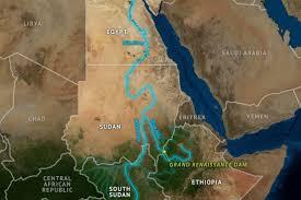 Nile River On Map Ethiopia Makes Progress On The Nile Dam Project U2013 Euractiv Com