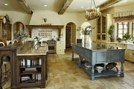 country style kitchens designs country style kitchen design polished beige ceramic floor tile