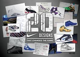 nike presents 20 designs that changed the game nike news