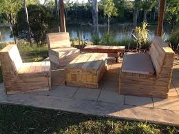 Recycled Patio Furniture Outdoor Kitchen U0026 Garden Steps Made Out Of Recycled Pallets 1001