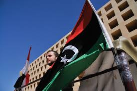 Lybian Flag Graafix Graphics Wallpapers Libya Flag