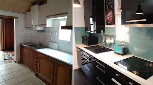 cuisine avant apr鑚 avant après décloisonner la cuisine pour l illuminer kitchens