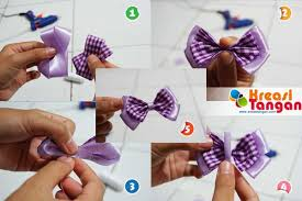 bando headbands cara membuat headband bayi lucu simple diy craft