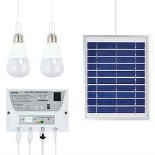 indoor solar lights amazon portable solar mobile lighting system cellphone home emergency