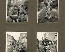 Antique Photo Album Photo Album Vintage Etsy Uk