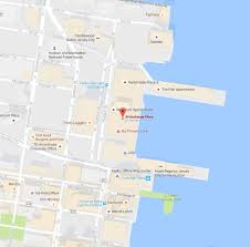 Starbucks Map Harborside Jersey City Lizzmonade