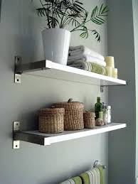 wall mounted shelves for bathroommedium size of bathroom storage