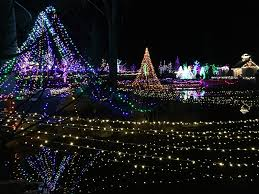 Botanical Garden Maine Stunning Lights 23 Photos Of Gardens Aglow At Coastal Maine