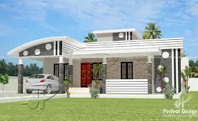 1152 sq ft modern single floor home u2013 kerala home design