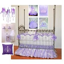 princess crib bedding sets