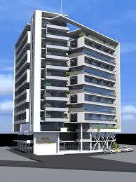 Memo Apartment Hotel FABBPartners - Apartment facade design
