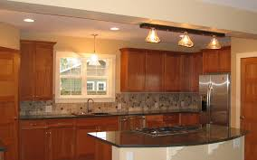 kitchen elegant light cherry kitchen cabinets photo gallery
