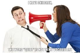 Be Quiet Meme - don t tell me to be quiet by allison feltz meme center