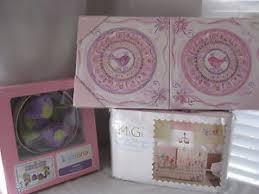 Migi Blossom Crib Bedding 6 Pc Migi Modern Blossom Crib Set Line Tweet Mobile Colleen