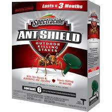 spectracide ant shield outdoor killing stakes 6 count hg 65597 1