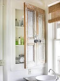 barn door bathroom cabinet refinishing refinished laundry room