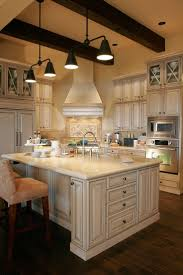 Country Style Kitchen by Small Country Kitchen Ideas Black Glass Stove Oven Wooden