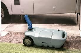 Portable Rv Patio by Amazon Com Tote N Stor 25608 Portable Waste Transport 25 Gallon