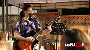 backyard session with glaiza de castro fantastic baby youtube