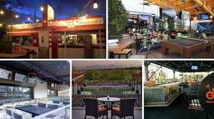 best patios in phoenix for chilling must have misters
