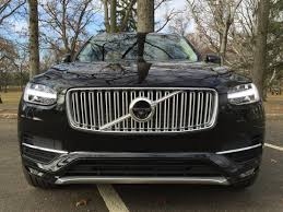 2016 volvo big rig video watch the 2016 volvo xc90 parallel park itself ny daily news