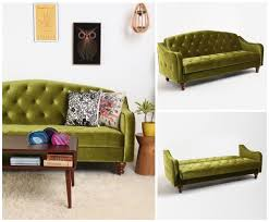 small sofas and loveseats small and stylish sleeper sofas