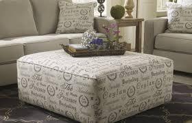 Custom Fabric Ottoman by Table Fabric Ottoman Coffee Table Incredible How To Make A