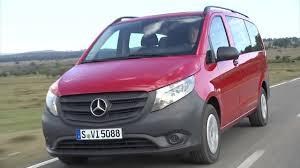 2015 mercedes benz vito tourer base 114 cdi driving youtube
